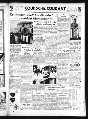 Goudsche Courant 1958-12-20