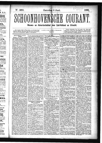 Schoonhovensche Courant 1896-06-06