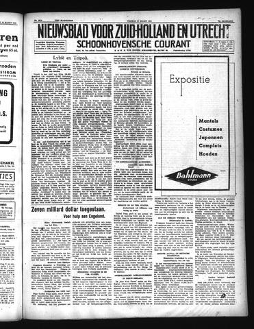 Schoonhovensche Courant 1941-03-21