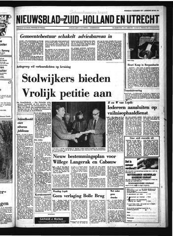 Schoonhovensche Courant 1977-12-07