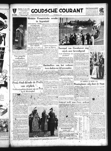 Goudsche Courant 1956-06-11