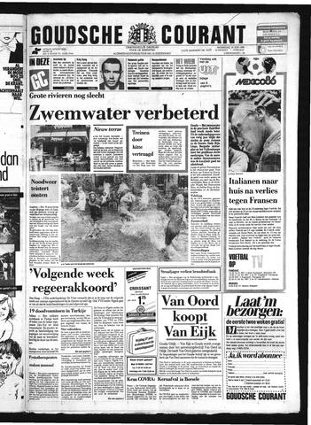 Goudsche Courant 1986-06-18