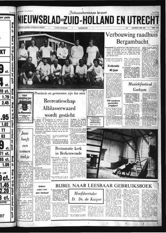 Schoonhovensche Courant 1973-06-22