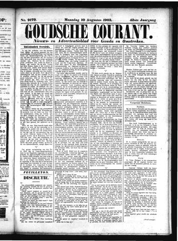 Goudsche Courant 1903-08-10