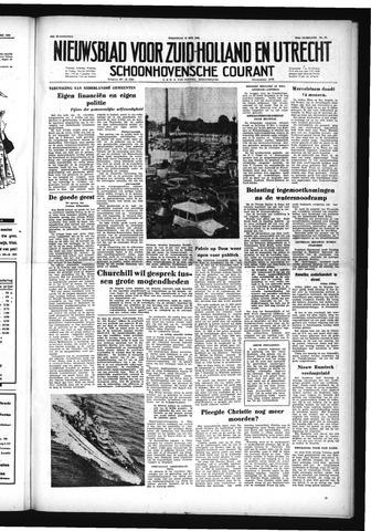 Schoonhovensche Courant 1953-05-13