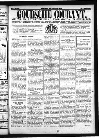 Goudsche Courant 1934-01-15