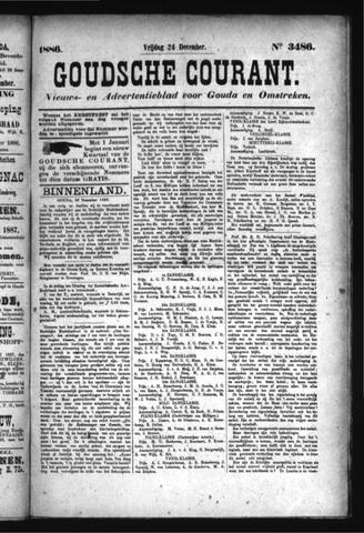 Goudsche Courant 1886-12-24