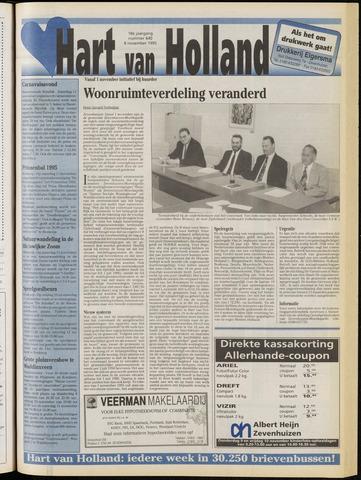 Hart van Holland 1995-11-08