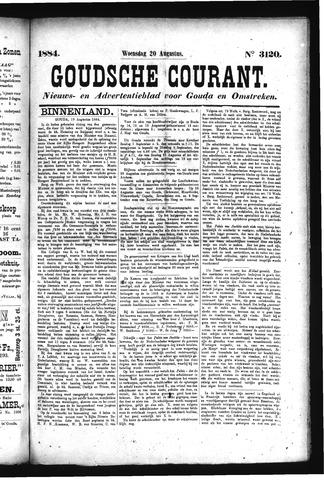 Goudsche Courant 1884-08-20