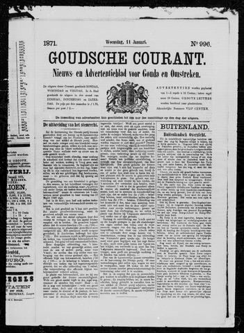 Goudsche Courant 1871-01-11