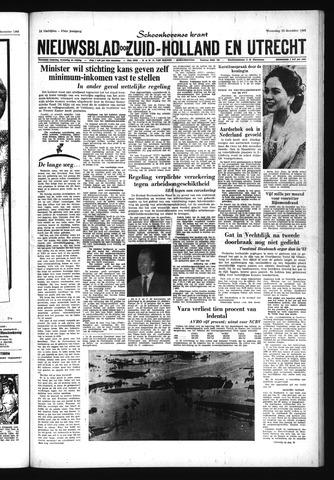 Schoonhovensche Courant 1965-12-22