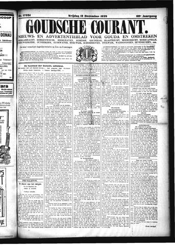 Goudsche Courant 1929-12-13