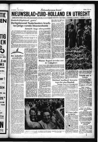 Schoonhovensche Courant 1964-05-01