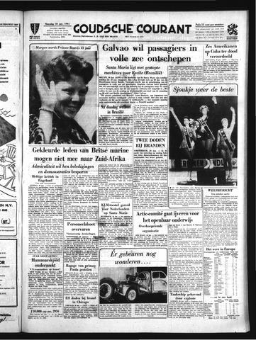 Goudsche Courant 1961-01-30