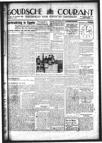 Goudsche Courant 1942-10-31