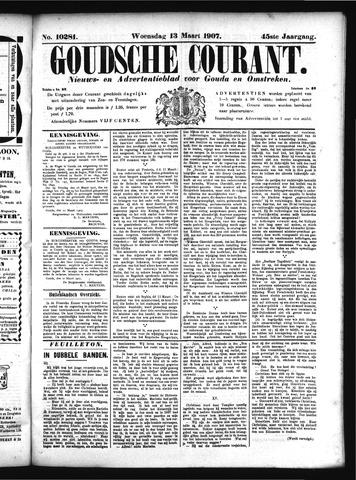 Goudsche Courant 1907-03-13