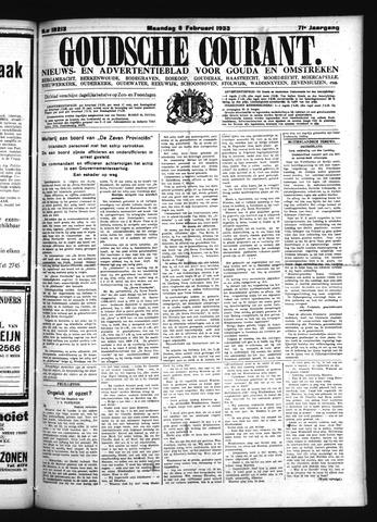 Goudsche Courant 1933-02-06