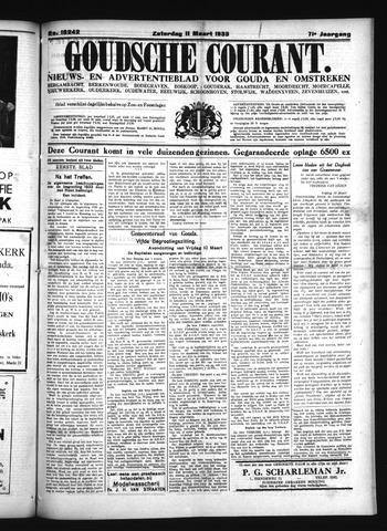 Goudsche Courant 1933-03-11