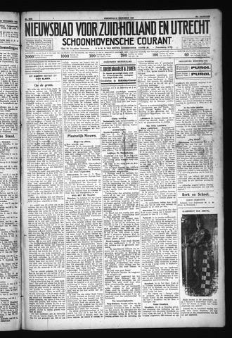Schoonhovensche Courant 1930-12-31