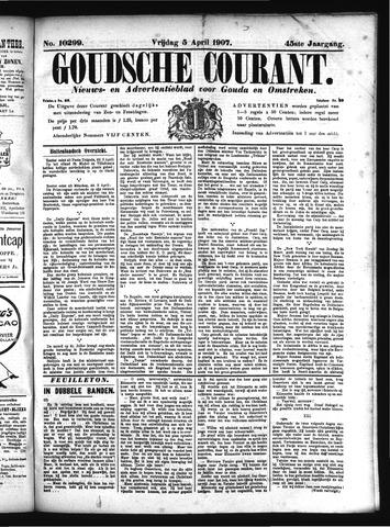 Goudsche Courant 1907-04-05