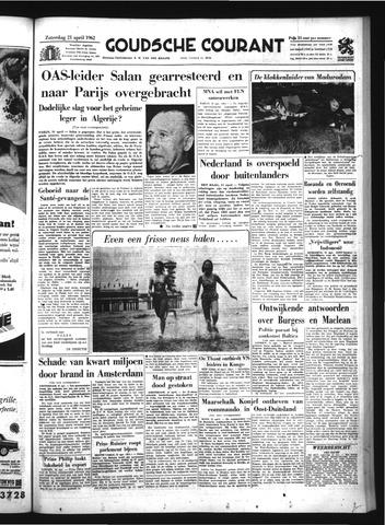 Goudsche Courant 1962-04-21
