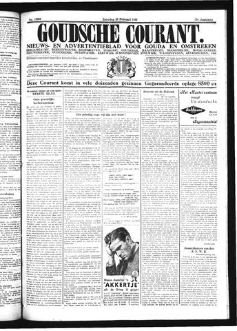 Goudsche Courant 1939-02-25