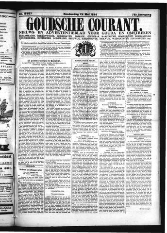 Goudsche Courant 1934-05-24