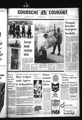 Goudsche Courant 1973-09-27