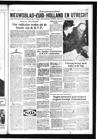 Schoonhovensche Courant 1968-02-28