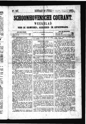 Schoonhovensche Courant 1871-07-16