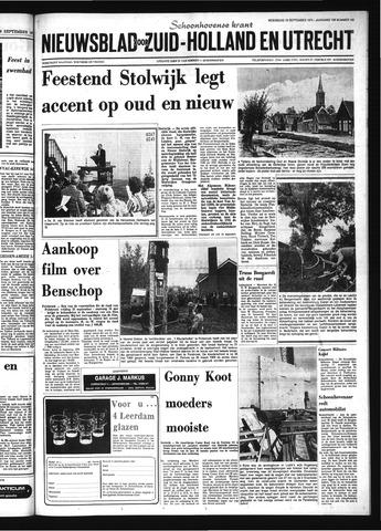 Schoonhovensche Courant 1975-09-10