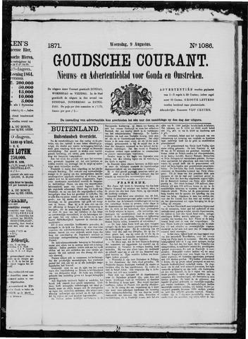 Goudsche Courant 1871-08-09