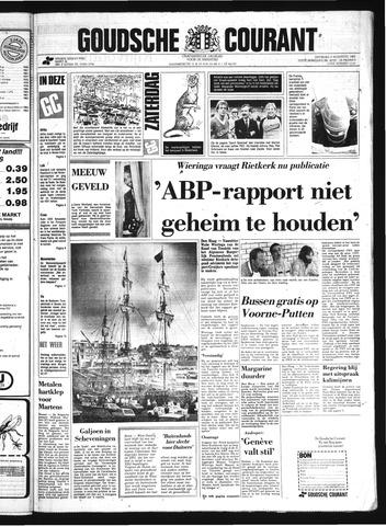 Goudsche Courant 1983-08-06
