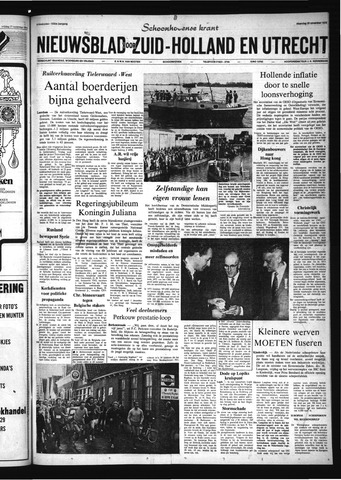 Schoonhovensche Courant 1972-11-20