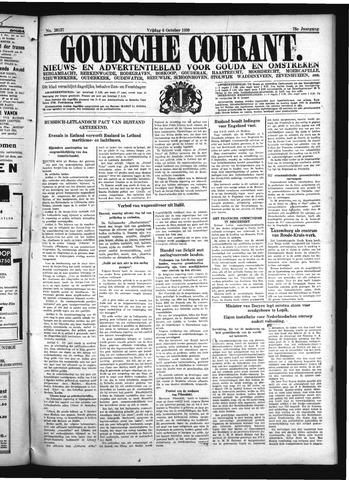 Goudsche Courant 1939-10-06