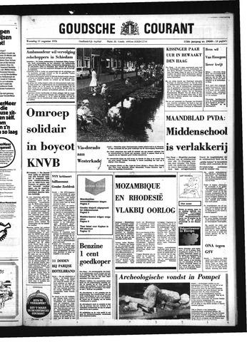 Goudsche Courant 1976-08-11