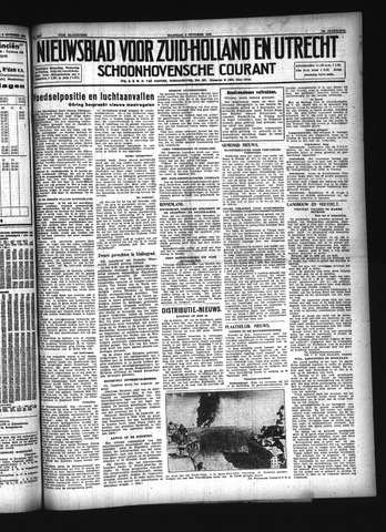Schoonhovensche Courant 1942-10-05