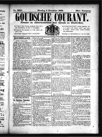 Goudsche Courant 1893-12-05