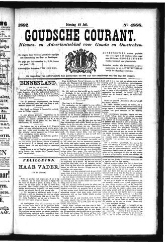 Goudsche Courant 1892-07-19