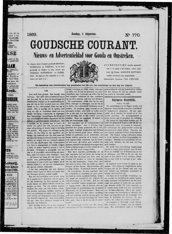 Goudsche Courant 1869-08-01