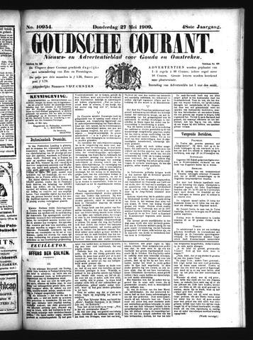 Goudsche Courant 1909-05-27