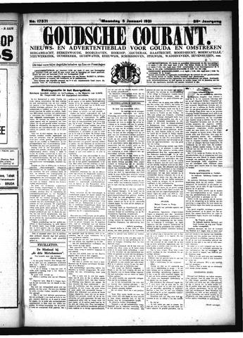Goudsche Courant 1931-01-05