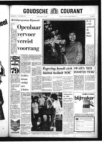 Goudsche Courant 1972-09-07