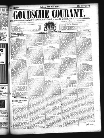 Goudsche Courant 1914-05-29