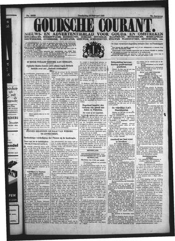Goudsche Courant 1940-02-29