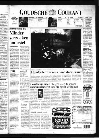 Goudsche Courant 2002-01-15
