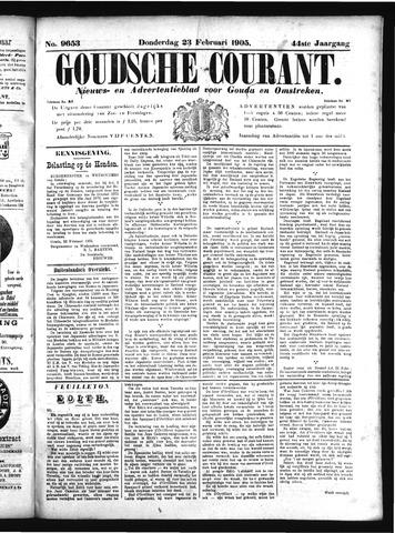 Goudsche Courant 1905-02-23