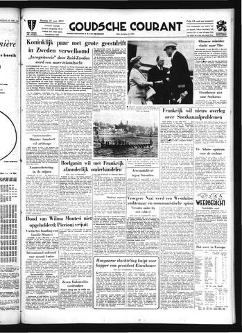 Goudsche Courant 1957-05-21