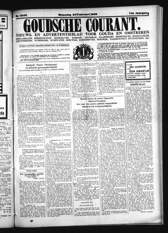 Goudsche Courant 1936-02-24