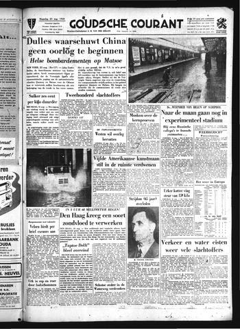 Goudsche Courant 1958-08-25